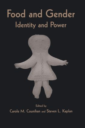 Food and Gender: Identity and Power (Paperback) book cover