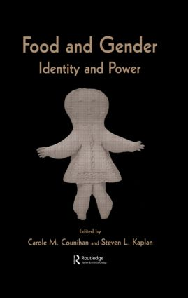 Food and Gender: Identity and Power, 1st Edition (Hardback) book cover