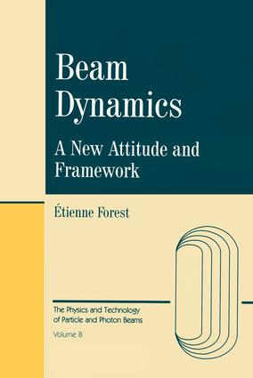Beam Dynamics book cover