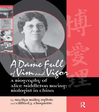 A Dame Full of Vim and Vigour: 1st Edition (Hardback) book cover