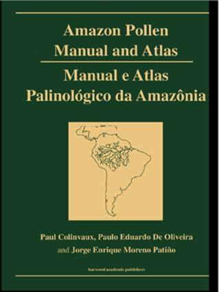 Amazon: Pollen Manual and Atlas: Pollen Manual and Atlas, 1st Edition (Hardback) book cover