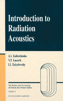 Introduction to Radiation Acoustics book cover