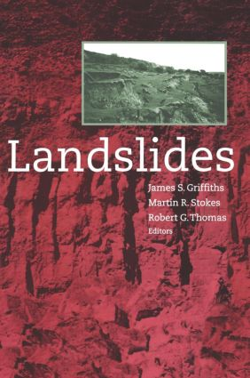 Landslides: Proceedings of the 9th international conference and field trip, Bristol, 16 September 1999, 1st Edition (Hardback) book cover
