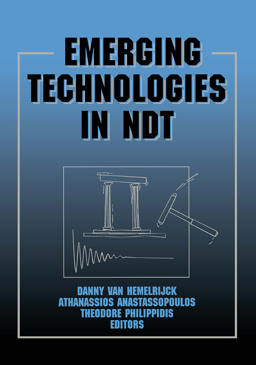 Emerging Technologies in NDT: Proceedings of the 2nd International Conference, Thessaloniki, Greece, 1999, 1st Edition (Hardback) book cover