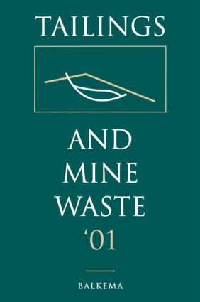 Tailings and Mine Waste 2001: 1st Edition (Hardback) book cover