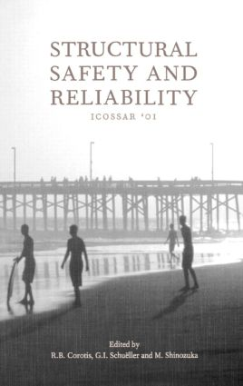 Structural Safety and Reliability: Proceedings of the Eighth International Conference, ICOSSAR '01, Newport Beach, CA, USA, 17-22 June 2001, 1st Edition (Pack) book cover