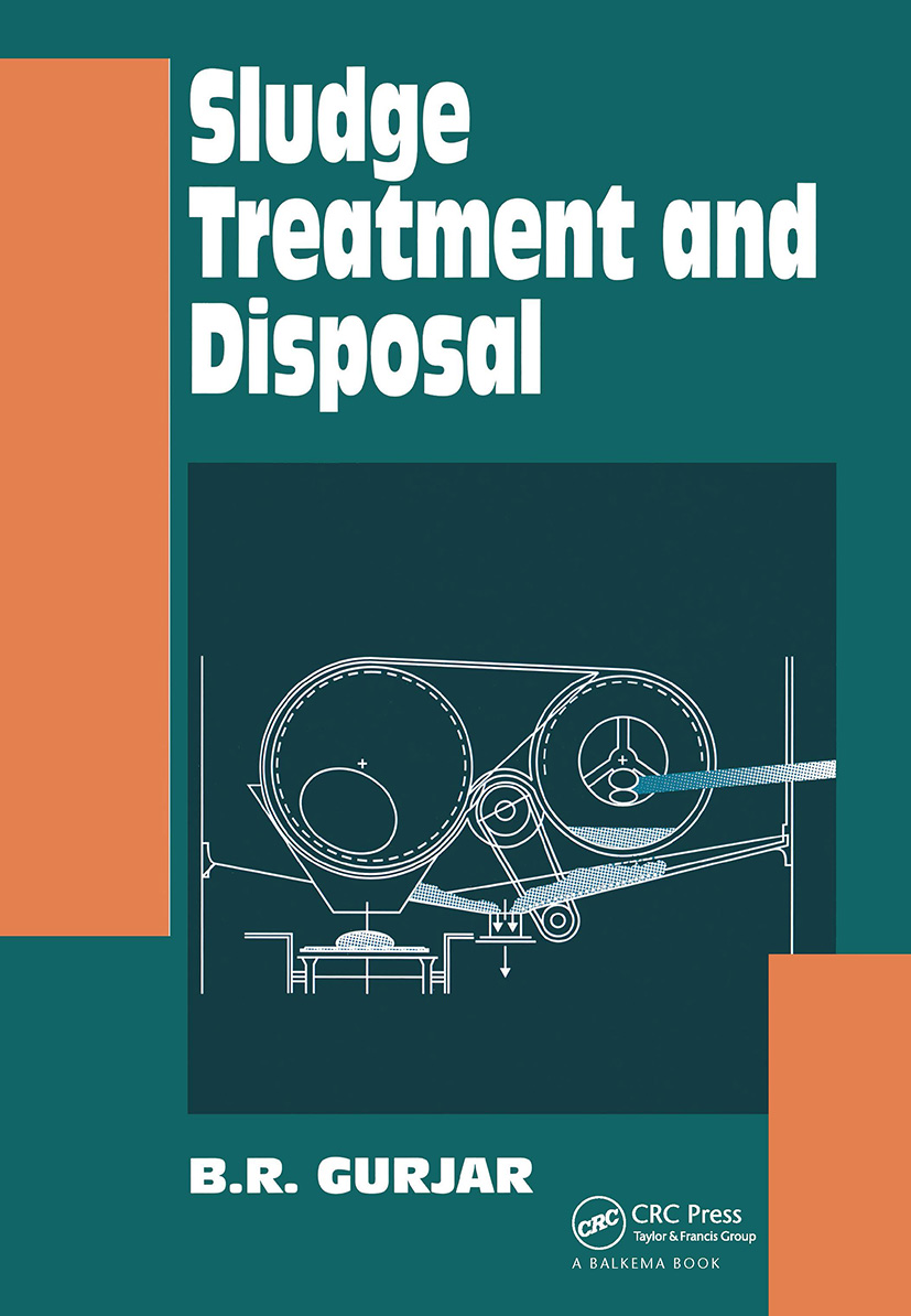 Sludge Treatment and Disposal: 1st Edition (Hardback) book cover