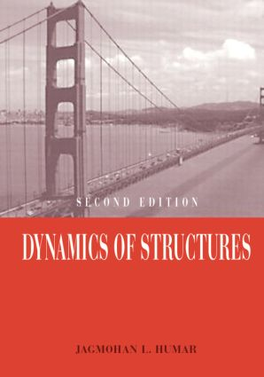 Dynamics of Structures: Second Edition: 2nd Edition (Paperback) book cover