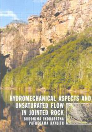 Hydromechanical Aspects and Unsaturated Flow in Jointed Rock: 1st Edition (Hardback) book cover