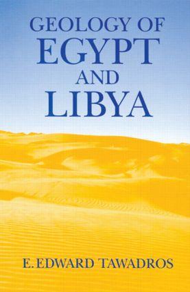 Geology of Egypt and Libya: 1st Edition (Hardback) book cover
