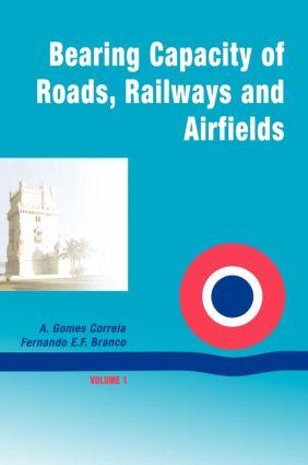 Bearing Capacity Of Roads: 1st Edition (Hardback) book cover