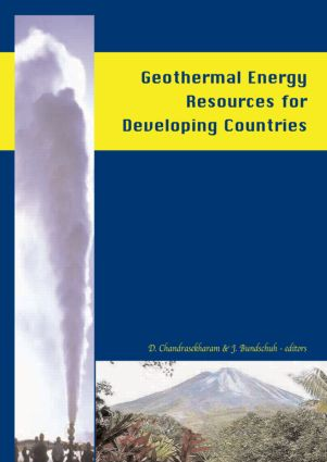 Geothermal Energy Resources for Developing Countries: 1st Edition (Hardback) book cover