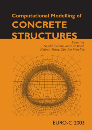 Computational Modelling of Concrete Structures: 1st Edition (Hardback) book cover