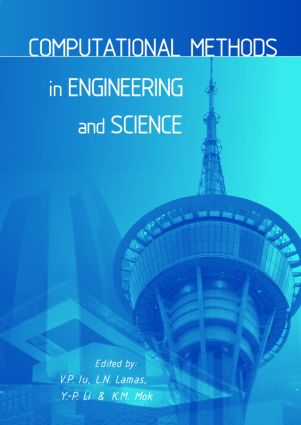Computational Methods in Engineering and Science: Proceedings of the 9th International Conference EPMESC IX, Macao, China 5-8 August 2003, 1st Edition (Hardback) book cover