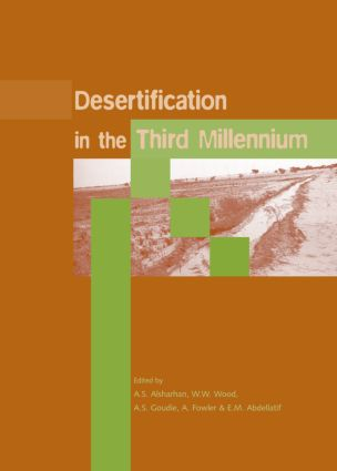 Desertification in the Third Millennium: Proceedings of an International Conference, Dubai, 12-15 February 2000, 1st Edition (Hardback) book cover