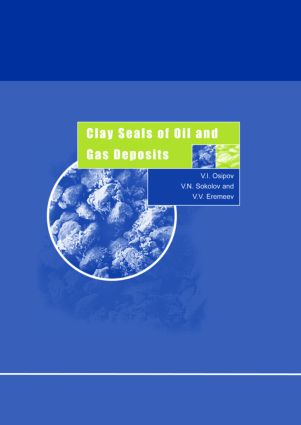 Clay Seals of Oil and Gas Deposits: 1st Edition (Hardback) book cover