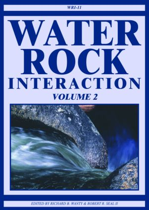 Water-Rock Interaction, Two Volume Set: Proceedings of the Eleventh International Symposium on Water-Rock Interaction, 27 June-2 July 2004, Saratoga Springs, New York, USA, 1st Edition (Pack) book cover