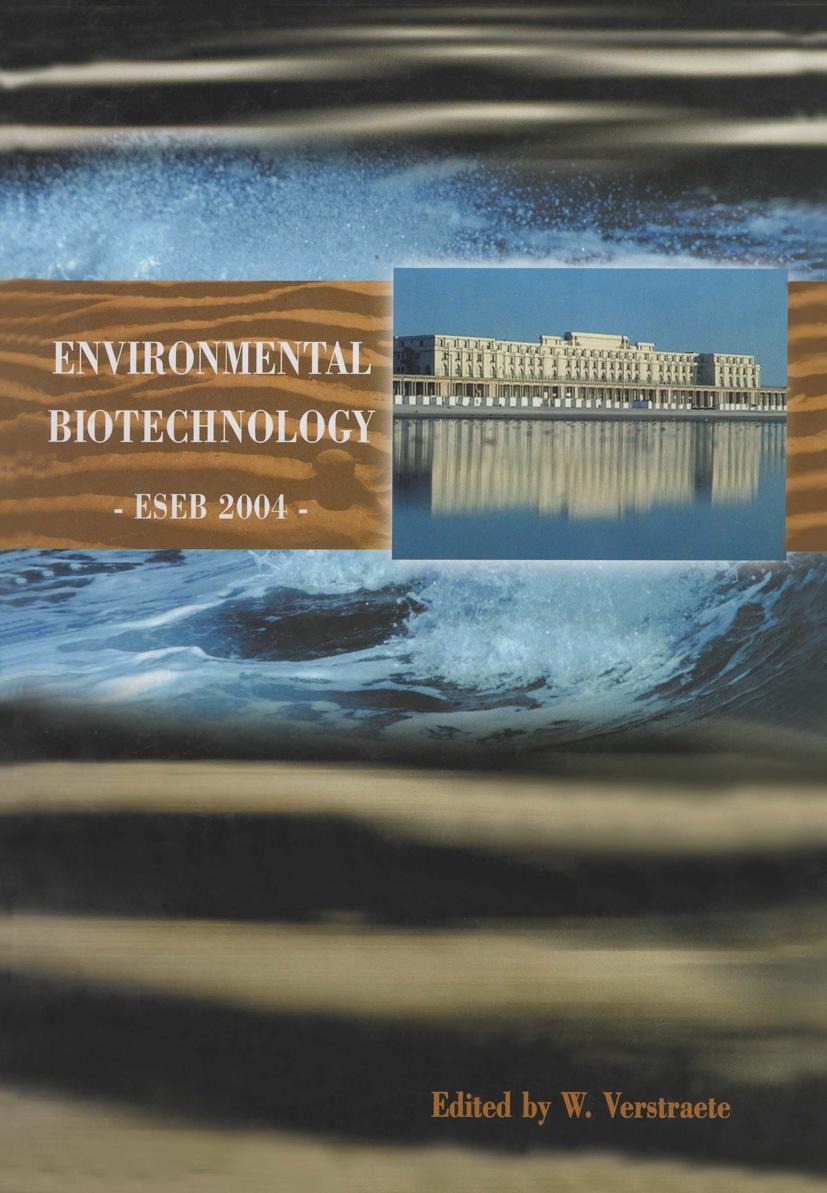 Environmental Biotechnology ESEB 2004: 1st Edition (Hardback) book cover