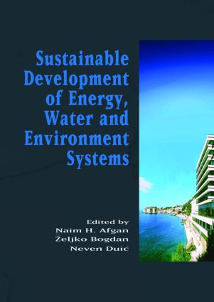 Sustainable Development of Energy, Water and Environment Systems: 1st Edition (Hardback) book cover