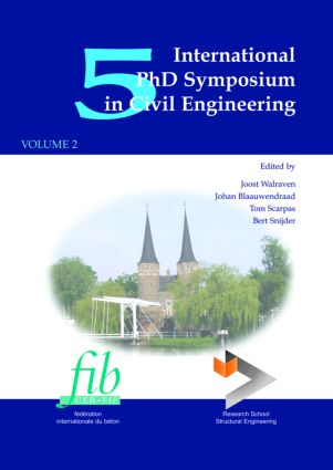 5th International PhD Symposium in Civil Engineering, Two Volume Set: Proceedings of the 5th International PhD Symposium, 1st Edition (Hardback) book cover