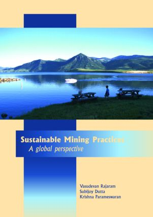 Sustainable Mining Practices: A Global Perspective, 1st Edition (Hardback) book cover