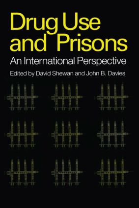 Drug Use in Prisons: 1st Edition (Paperback) book cover