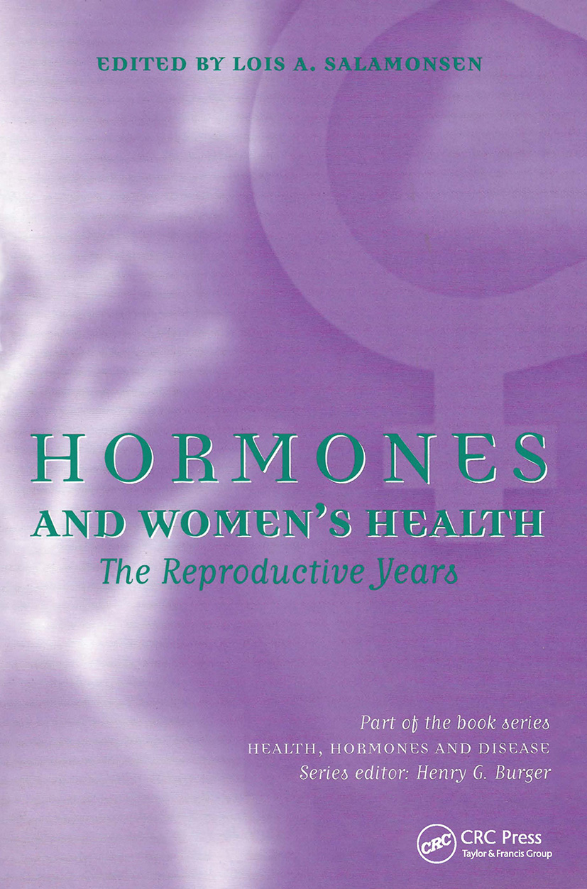 Hormones and Women's Health: The Reproductive Years, 1st Edition (Hardback) book cover