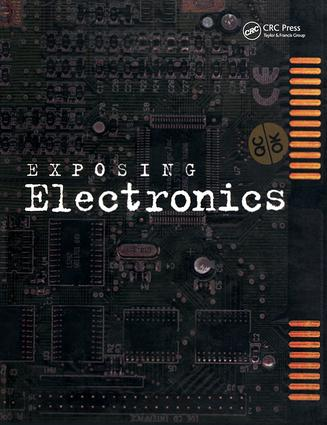 Exposing Electronics: 1st Edition (Paperback) book cover