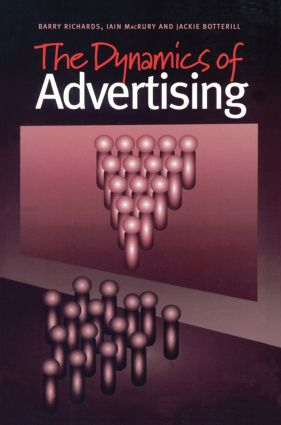The Dynamics of Advertising: 1st Edition (Paperback) book cover