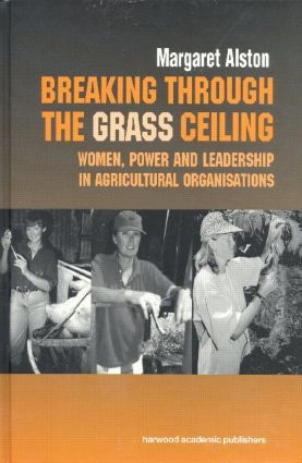 Breaking Through Grass Ceiling: 1st Edition (Hardback) book cover