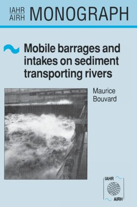 Mobile Barrages and Intakes on Sediment Transporting Rivers