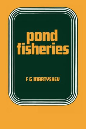 Pond Fisheries: 1st Edition (Paperback) book cover