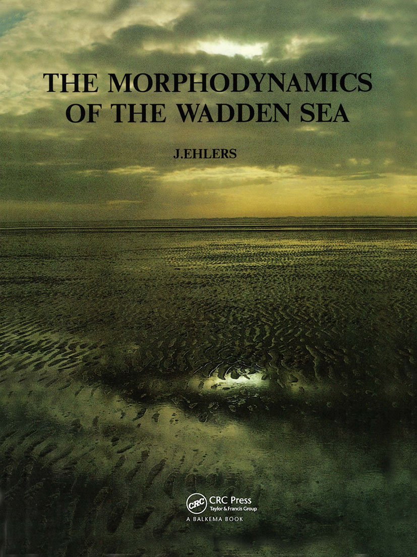 The Morphodynamics of the Wadden Sea: 1st Edition (Hardback) book cover