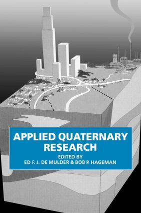 Applied Quaternary Research (Hardback) book cover