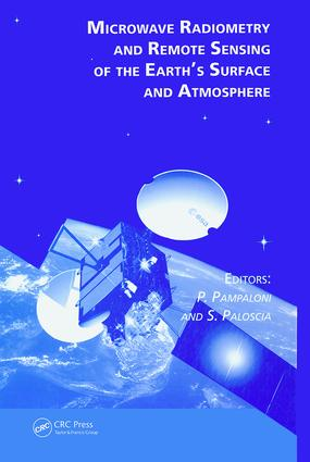 Microwave Radiometry and Remote Sensing of the Earth's Surface and Atmosphere: 1st Edition (Hardback) book cover