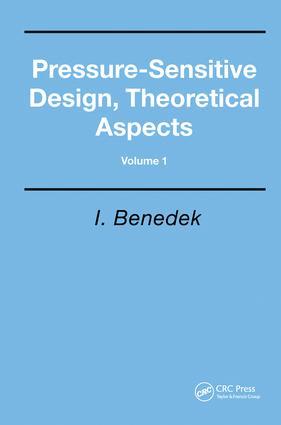 Pressure-Sensitive Design, Theoretical Aspects: 1st Edition (Hardback) book cover