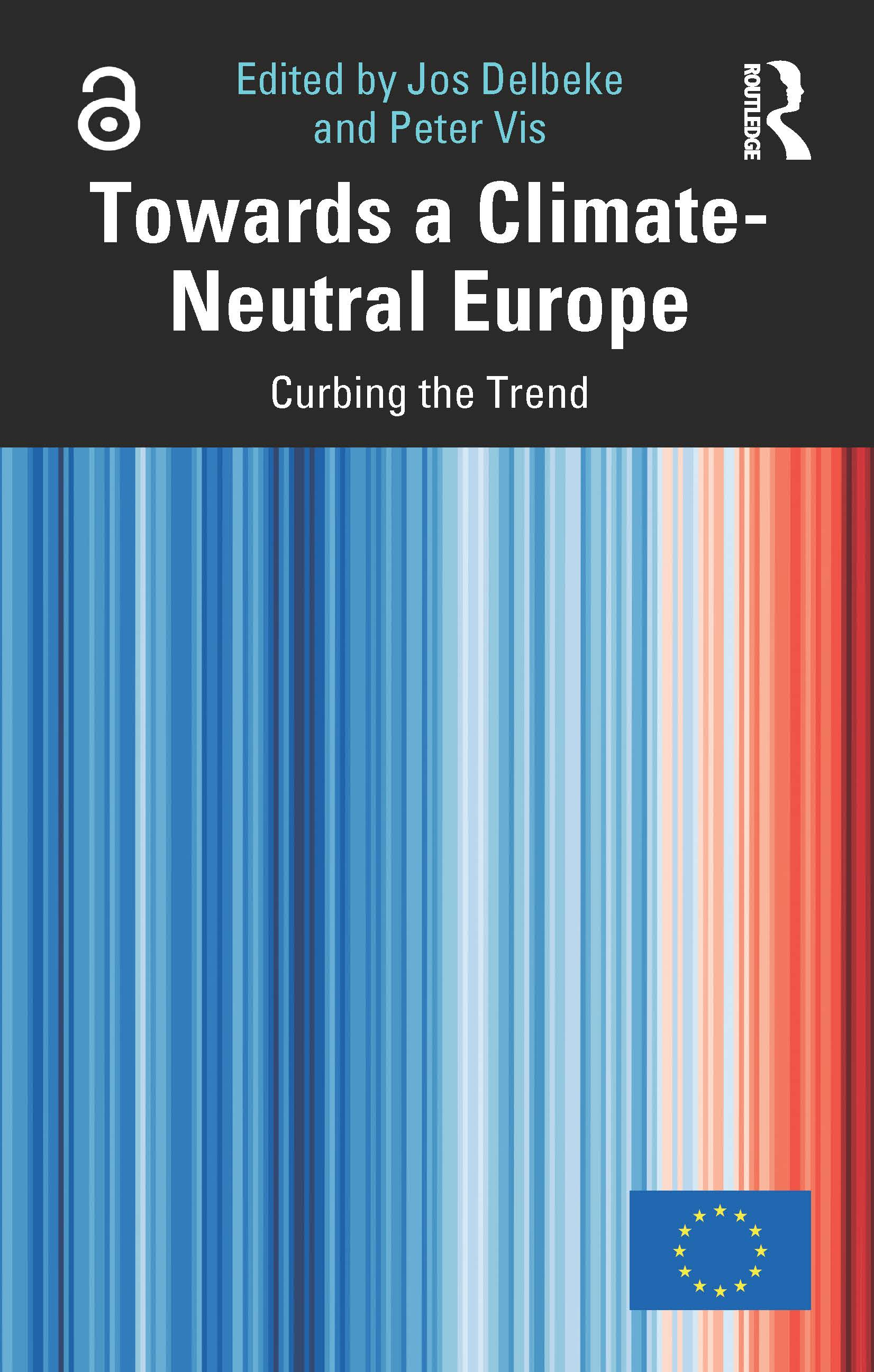 Towards a Climate-Neutral Europe: Curbing the Trend book cover