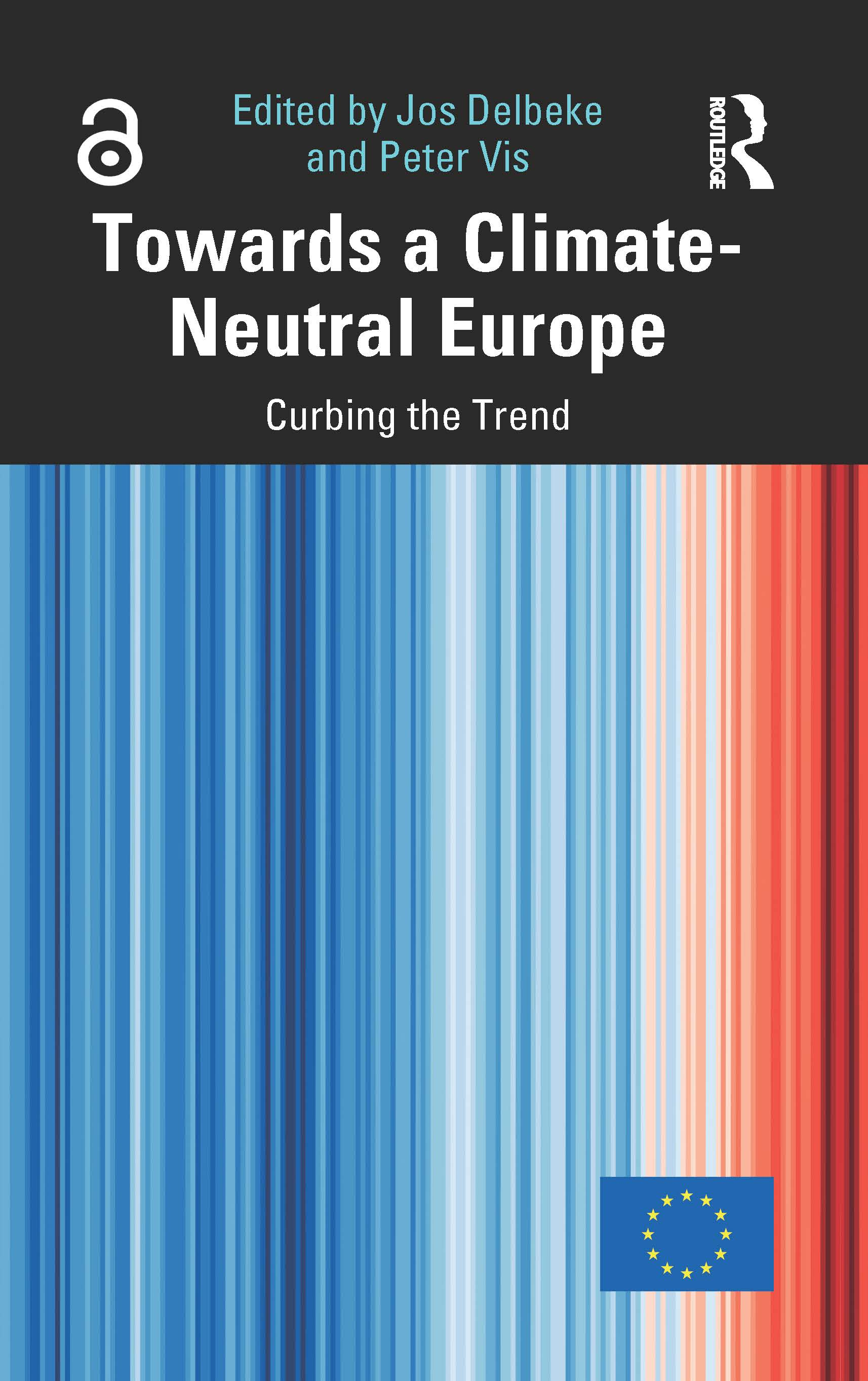 Towards a Climate-Neutral Europe: Curbing the Trend, 1st Edition (Hardback) book cover