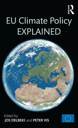 EU Climate Policy Explained: 1st Edition (e-Book) book cover