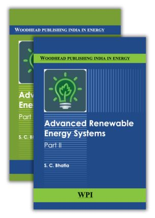 Advanced Renewable Energy Systems, (Part 1 and 2): 1st Edition (Hardback) book cover