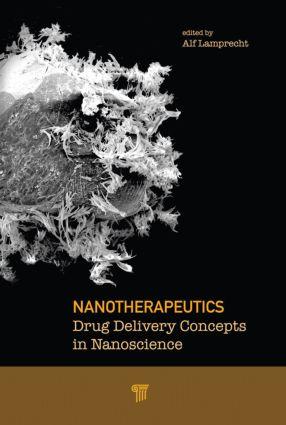 Nanotherapeutics: Drug Delivery Concepts in Nanoscience, 1st Edition (Hardback) book cover