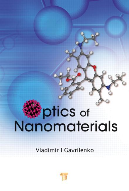 Optics of Nanomaterials: 1st Edition (Hardback) book cover