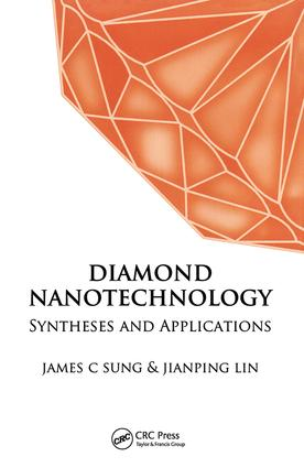 Diamond Nanotechnology: Synthesis and Applications, 1st Edition (Hardback) book cover