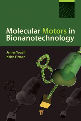 Molecular Motors in Bionanotechnology (Hardback) book cover