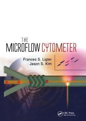 The Microflow Cytometer: 1st Edition (Hardback) book cover