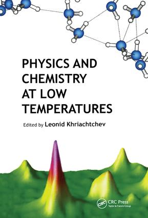 Physics and Chemistry at Low Temperatures: 1st Edition (Hardback) book cover