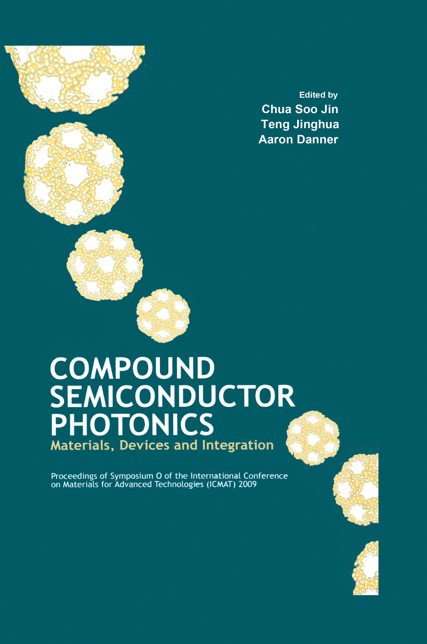 Compound Semiconductor Photonics: Materials, Devices and Integration, 1st Edition (Hardback) book cover