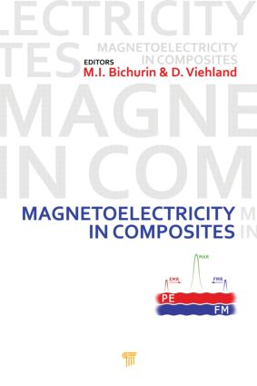 Magnetoelectricity in Composites: 1st Edition (Hardback) book cover