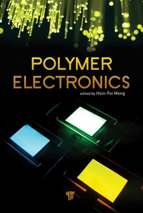 Polymer Electronics: 1st Edition (Hardback) book cover