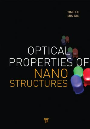 Optical Properties of Nanostructures: 1st Edition (Hardback) book cover